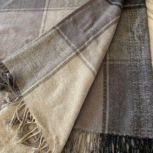 Katharine Hamnett Wool Vintage Scarf